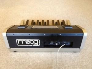 Moog Taurus Rear View