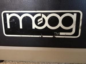 Moog Taurus Rear Logo