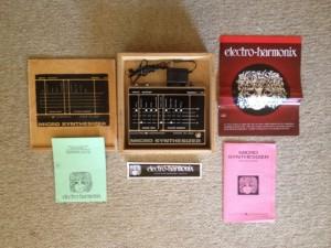 Electro Harmonix Micro Synth - case candy